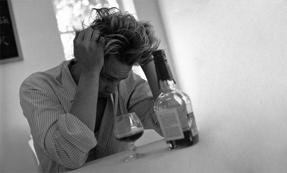 Alcolismo e fumo di tabacco di una fotografia