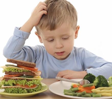 Problemas con la comida