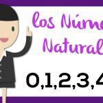 Los números naturales | El aula de blanca  | Aprender matemáticas