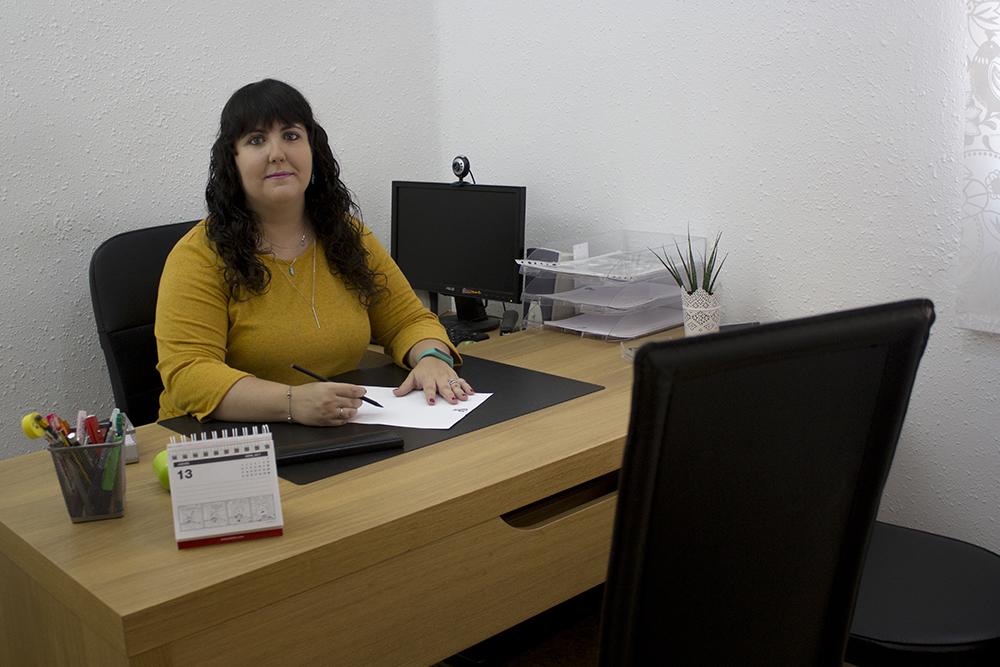 Blanca Jorge Psicóloga